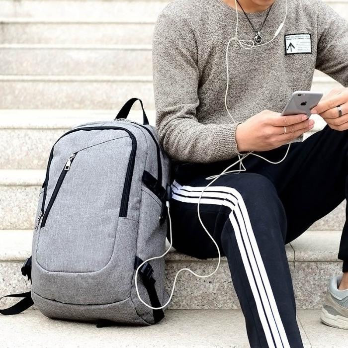 """Charger"" USB backpack"