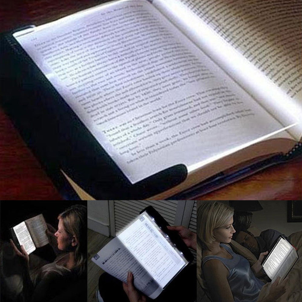 Reading Light Plate