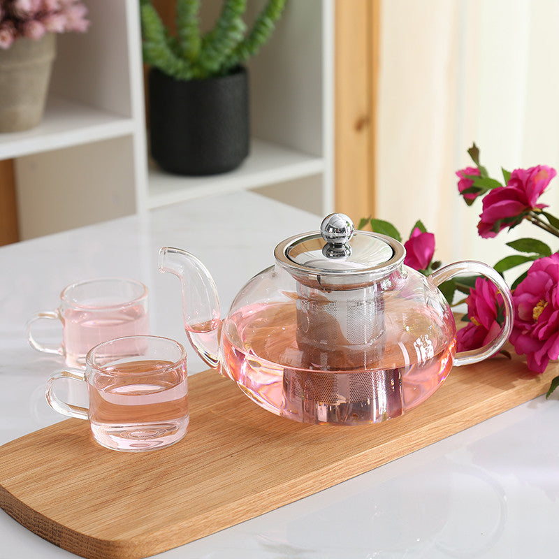 Tea kettle With Stainless Steel Infuser
