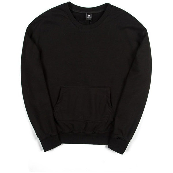 Black fall sweater