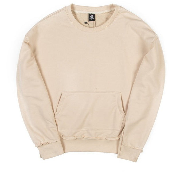 Khaki fall sweater