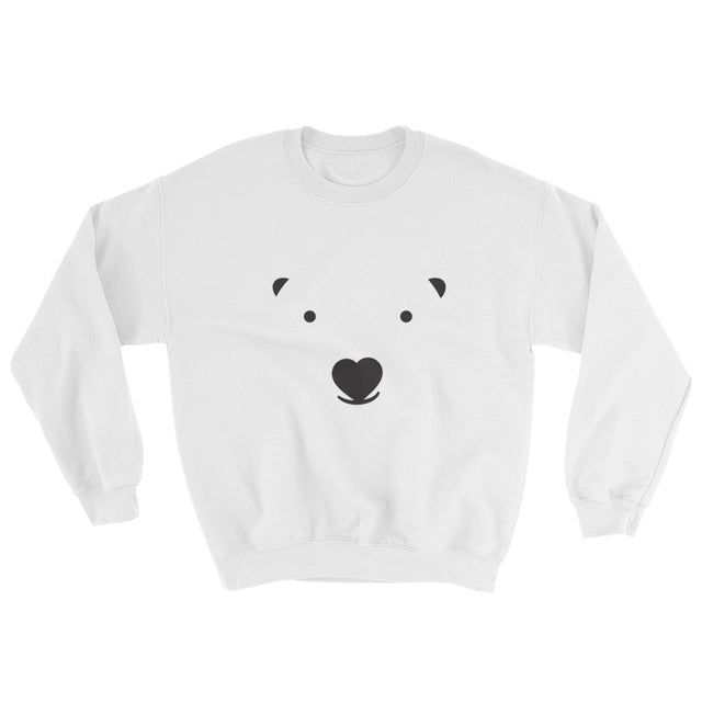 Polar Couture Sweatshirt - Signature Smile - Save Polar Bears