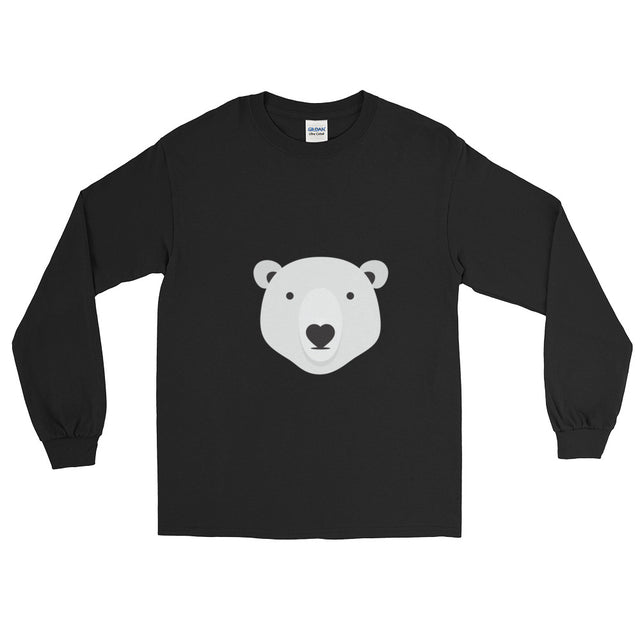 Polar Couture Long Sleeve- Signature - Save Polar Bears