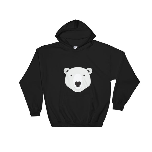 Polar Couture Hooded Sweatshirt- Signature - Save Polar Bears