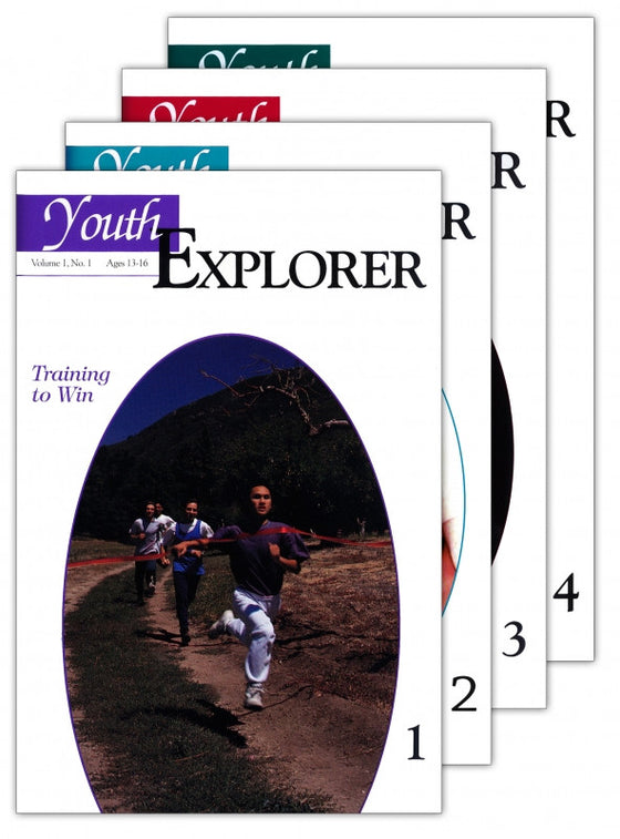Youth Explorer (1st year set)
