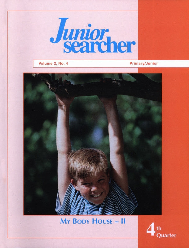 Junior Searcher, Vol. 2, #4