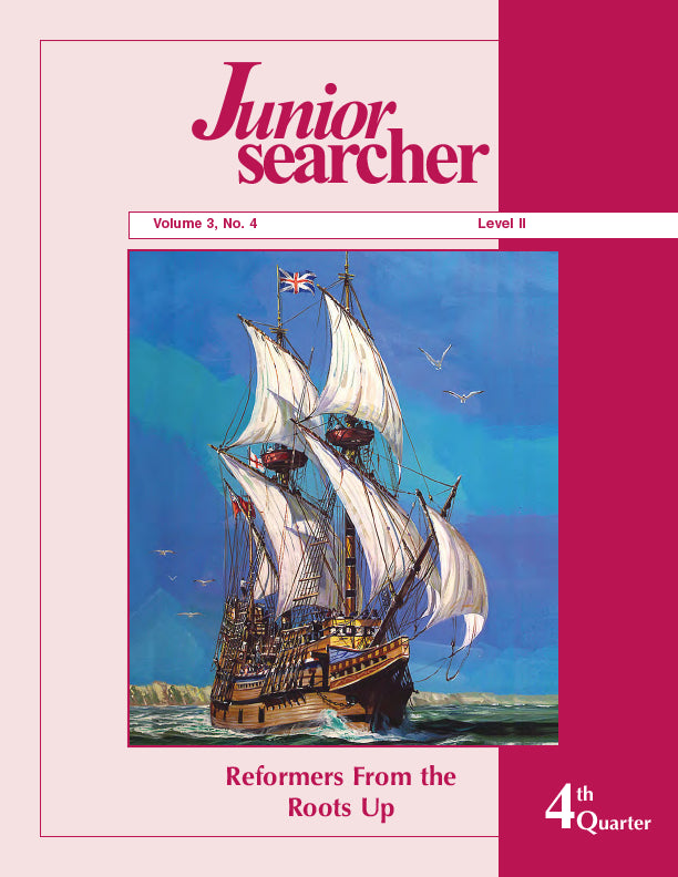 Junior Searcher, Vol. 3, #4