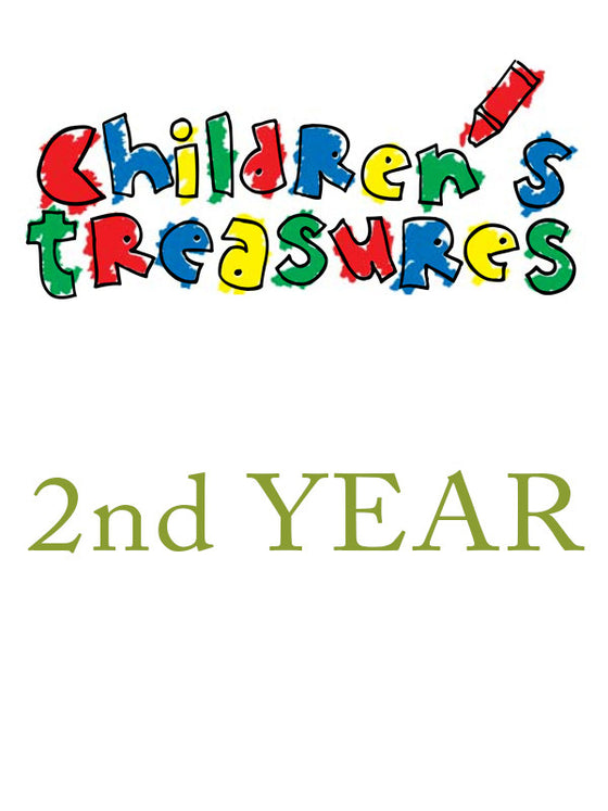 Children's Treasures (2nd year, No. 1-4)
