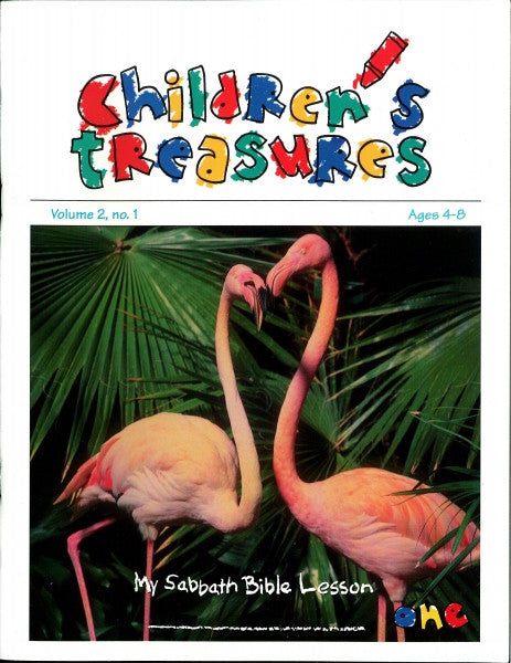 Children's Treasures, Vol. 2, #1