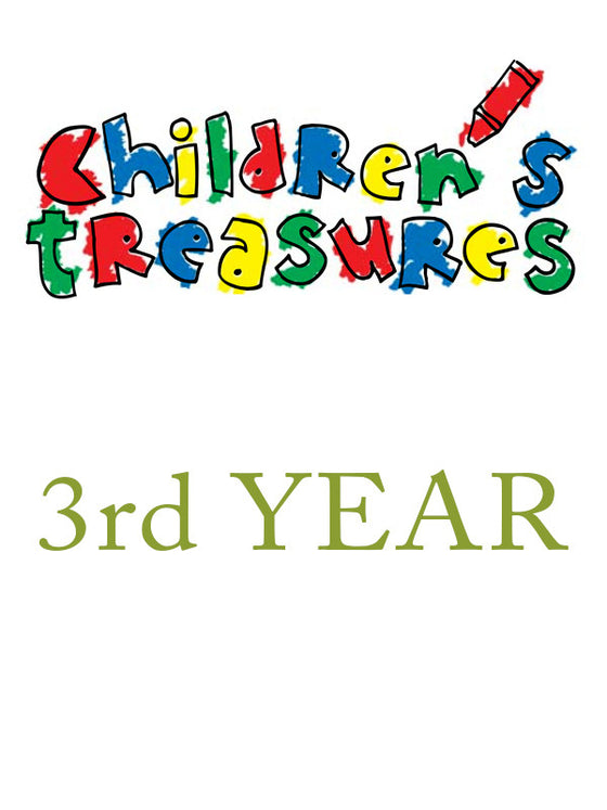 Children's Treasures (3rd year, No. 1-4)