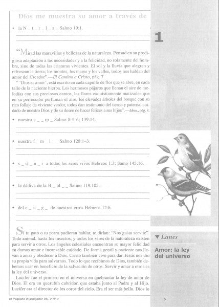 Spanish: Junior Searcher, Vol. 2, #3