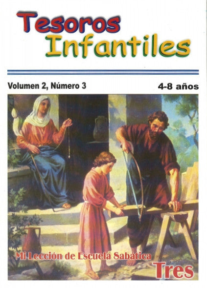 Spanish: Children's Treasures, Vol. 2, #3