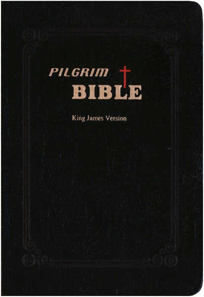 Bible: KJV, Pilgrim Bible, Illustrated with Full Color Pictures