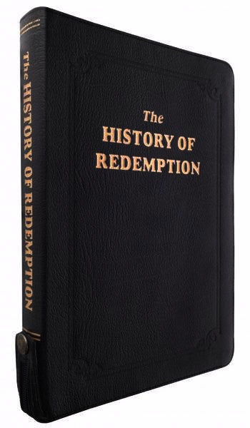 The History of Redemption, Genuine Leather