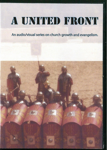 A United Front DVD - 70% OFF
