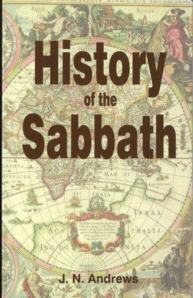 The History of the Sabbath