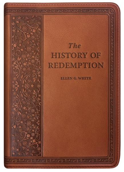 The History of Redemption, Leather Imitation, Brown