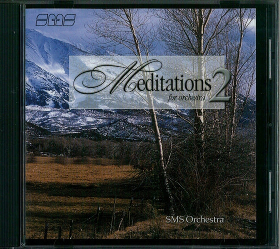 Meditations for Orchestra 2, CD