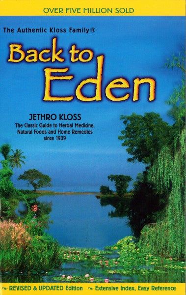Back to Eden, Large, HC