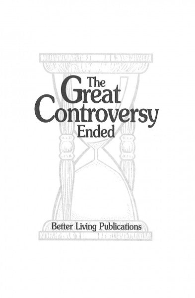 The Great Controversy, ASI