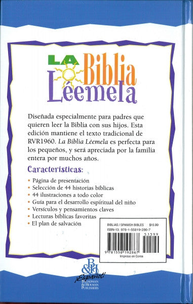 Spanish Bible: RV1960 la Biblia Leemela