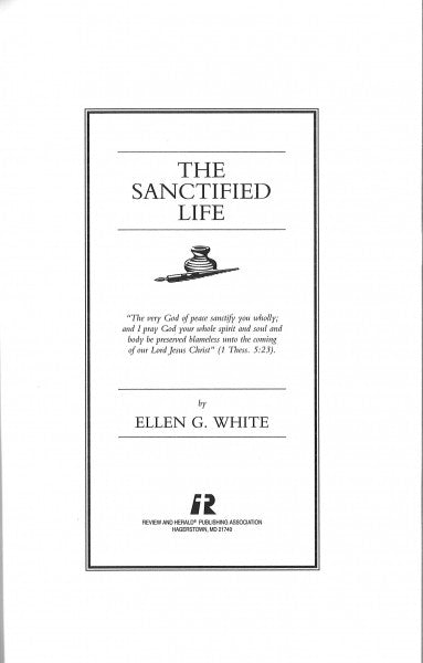 The Sanctified Life, CHL