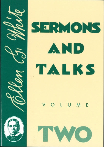 Sermons and Talks, Vol. 2