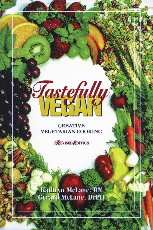 Tastefully Vegan, Cookbook
