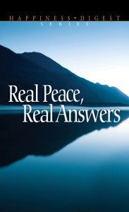 Real Peace, Real Answers, ASI