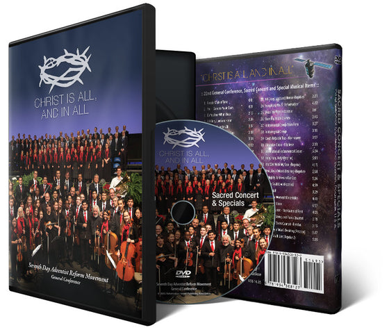 22nd GC of the SDARM - Concert of Sacred Music - 50% OFF