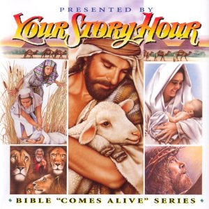 Your Story Hour: Bible Comes Alive, Album 4