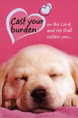 Cast Your Burden Journal