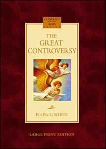 The Great Controversy, Conflict Series, Large Print