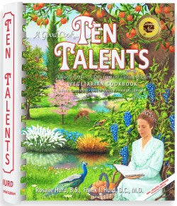Ten Talents, New Expanded Pictorial Edition, Cookbook