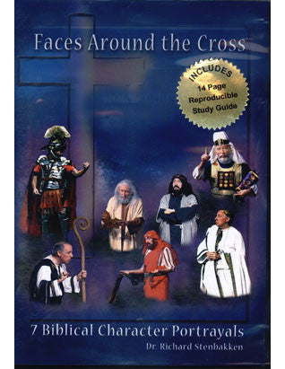 Faces Around the Cross, DVD