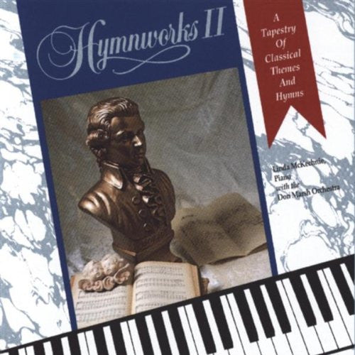 Hymnworks II, A Tapestry of Classical Themes and Hymns, CD