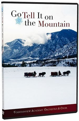 Go Tell in on the Mountain - DVD