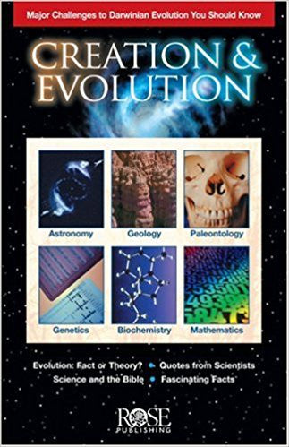 Creation and Evolution: Clear Reasons to Doubt Darwinian Evolution