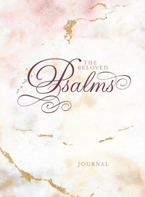 The Beloved Psalms Journal