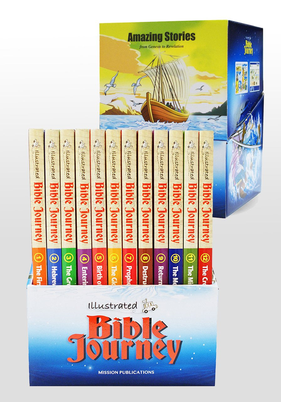 Bible Journey, 12 Volume Set