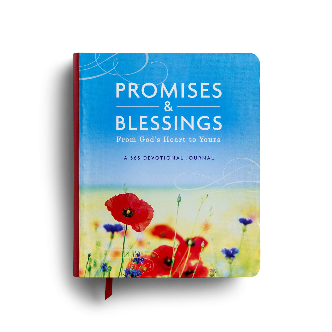 Promises & Blessings, From God's Heart to Yours - 365 Day Devotional Journal