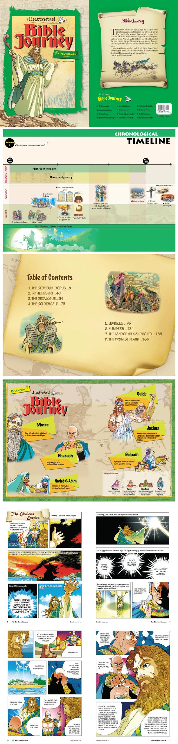 Bible Journey, 12 Volume Set - 40% OFF