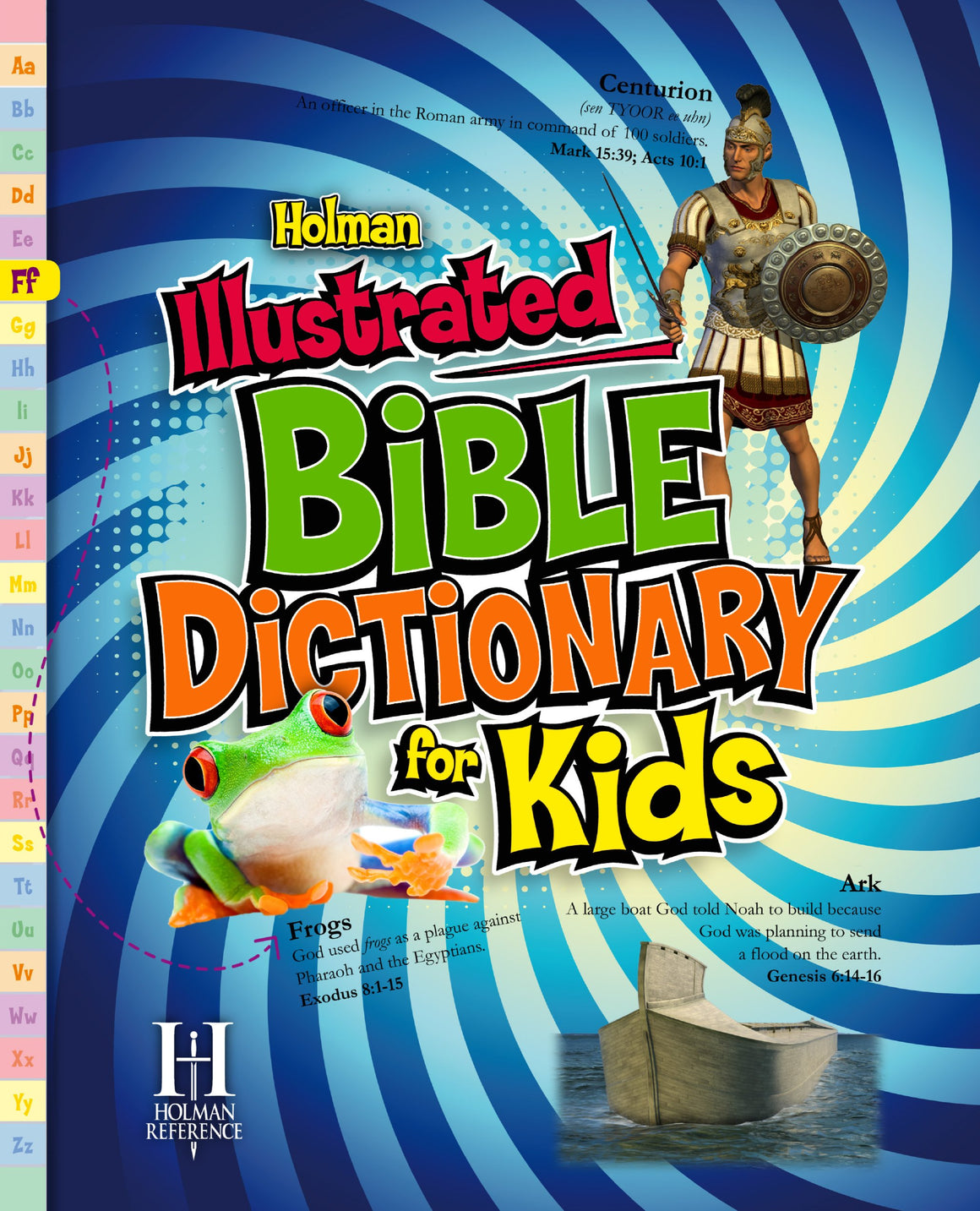 Illustrated Bible Dictionary for Kids