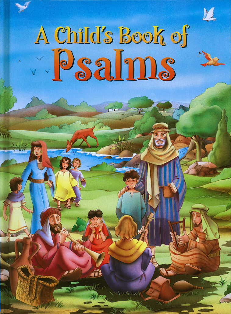 Child's Book of Psalms