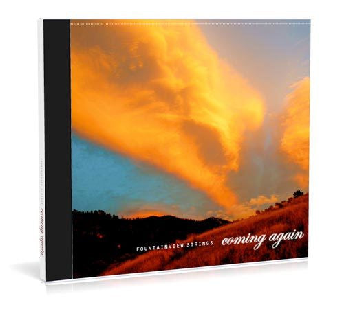 Coming Again (Strings), CD