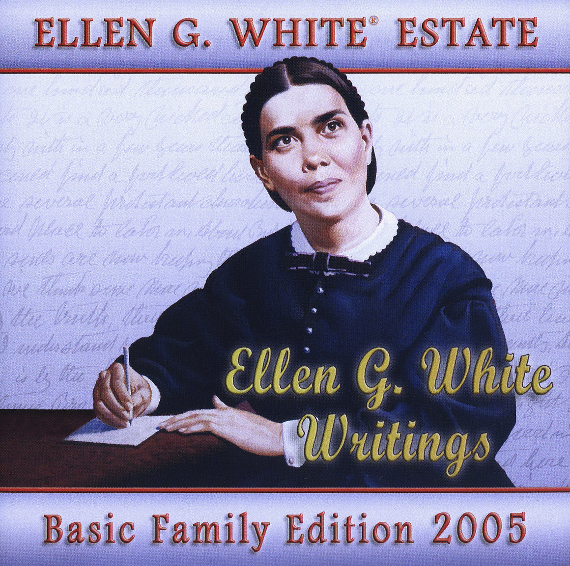Ellen G. White Writings Basic Family Edition CD-ROM