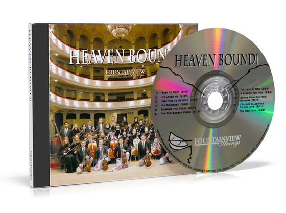 Heaven Bound, Strings, CD