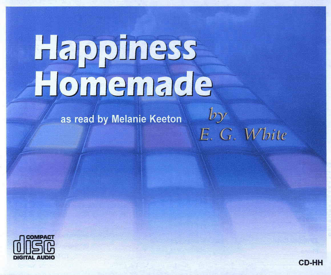 Happiness Homemade, CD