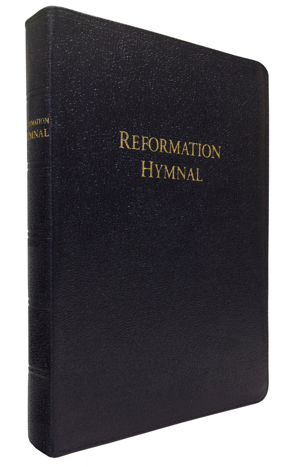 Reformation Hymnal, Leather, 1st Edition