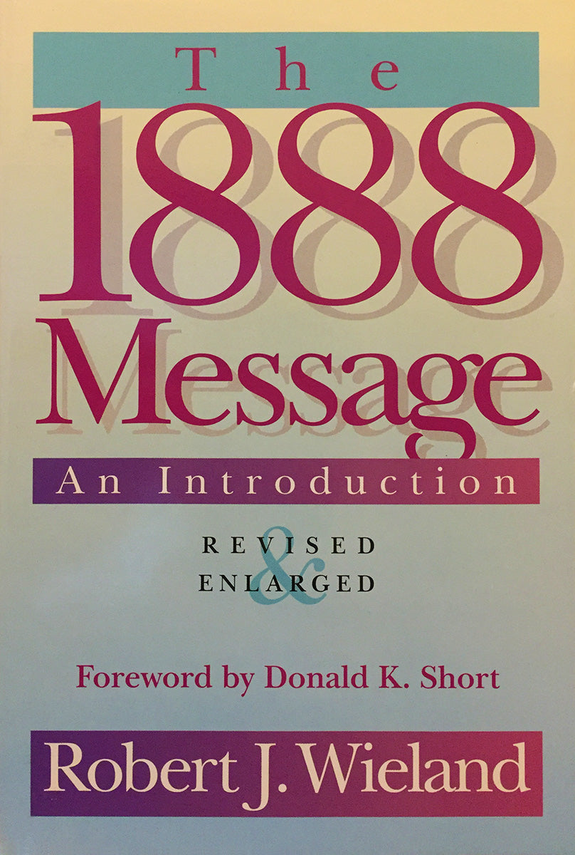 1888 Message an Introduction